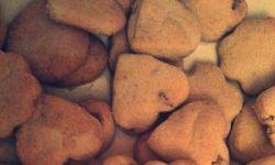 Английское печенье с орехами пекан