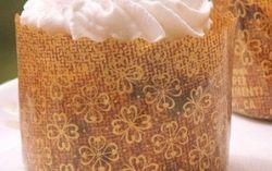 Апельсиновые маффины с черникой