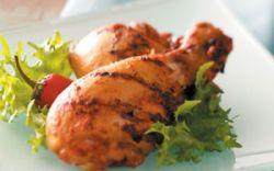 Цыпленок на костре