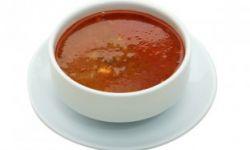 Холодный суп-пюре из баклажан