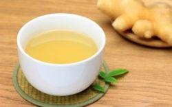 Имбирно-апельсиновый чай