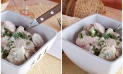 Картофельный салат Джейми Оливера