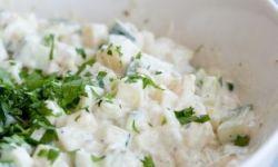 Картофельный салат по-датски