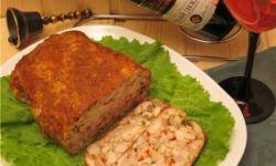 Куриный террин или мясной хлебец