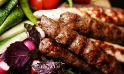 Люля-кебаб из ароматной баранины