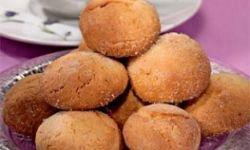 Миндальное песочное печенье
