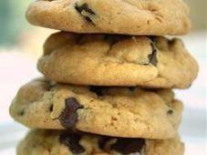 Мягкое печенье с шоколадом