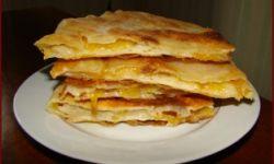 Молдавские плацинды с картофелем и тыквой