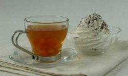 Напиток чайный с мандаринами