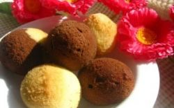 Пасхальные яйца бисквитные