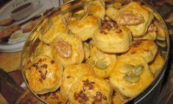 Печенюшки с розмарином