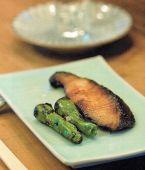 Рыба в сладком маринаде с перцем чили