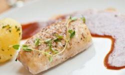 Рыба запеченная по-тунисски