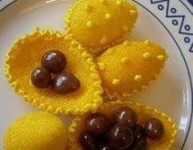 Сахарные пасхальные яйца