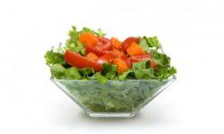 Салат из капусты с картофелем и тыквой