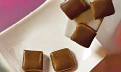 Шоколадные ириски