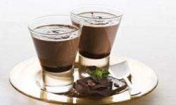 Шоколадный смузи с кардамоном