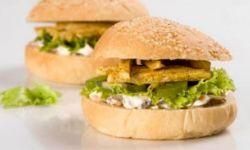 Сэндвичи с филе курицы
