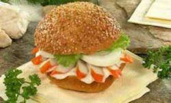 Сэндвичи с крабовыми палочками