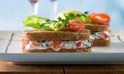 Сэндвичи с лангустами