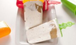 Творожное мороженое с фейхоа