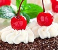 Торт из шоколадных блинчиков со сливочно-шоколадным кремом